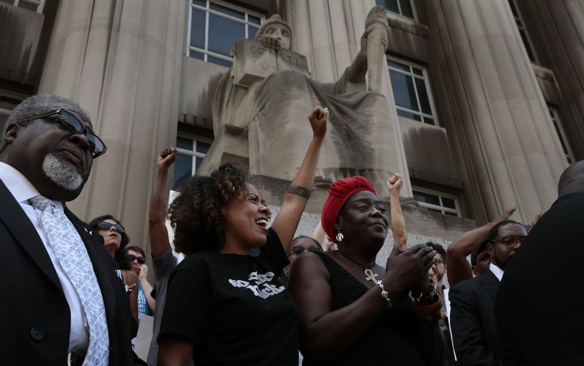 Clergy, supporters call for verdict in Stockley case