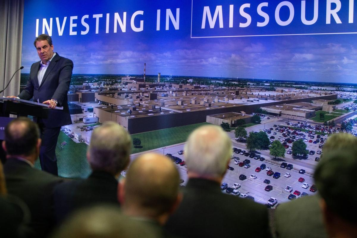 GM announces $1.5 billion investment in Wentzville Assembly and Stamping plant