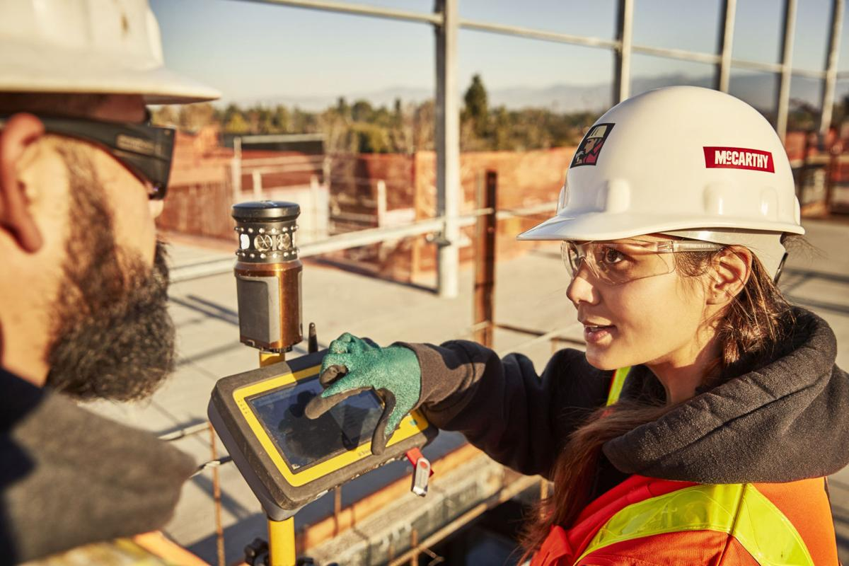 McCarthy paves the way for women in construction