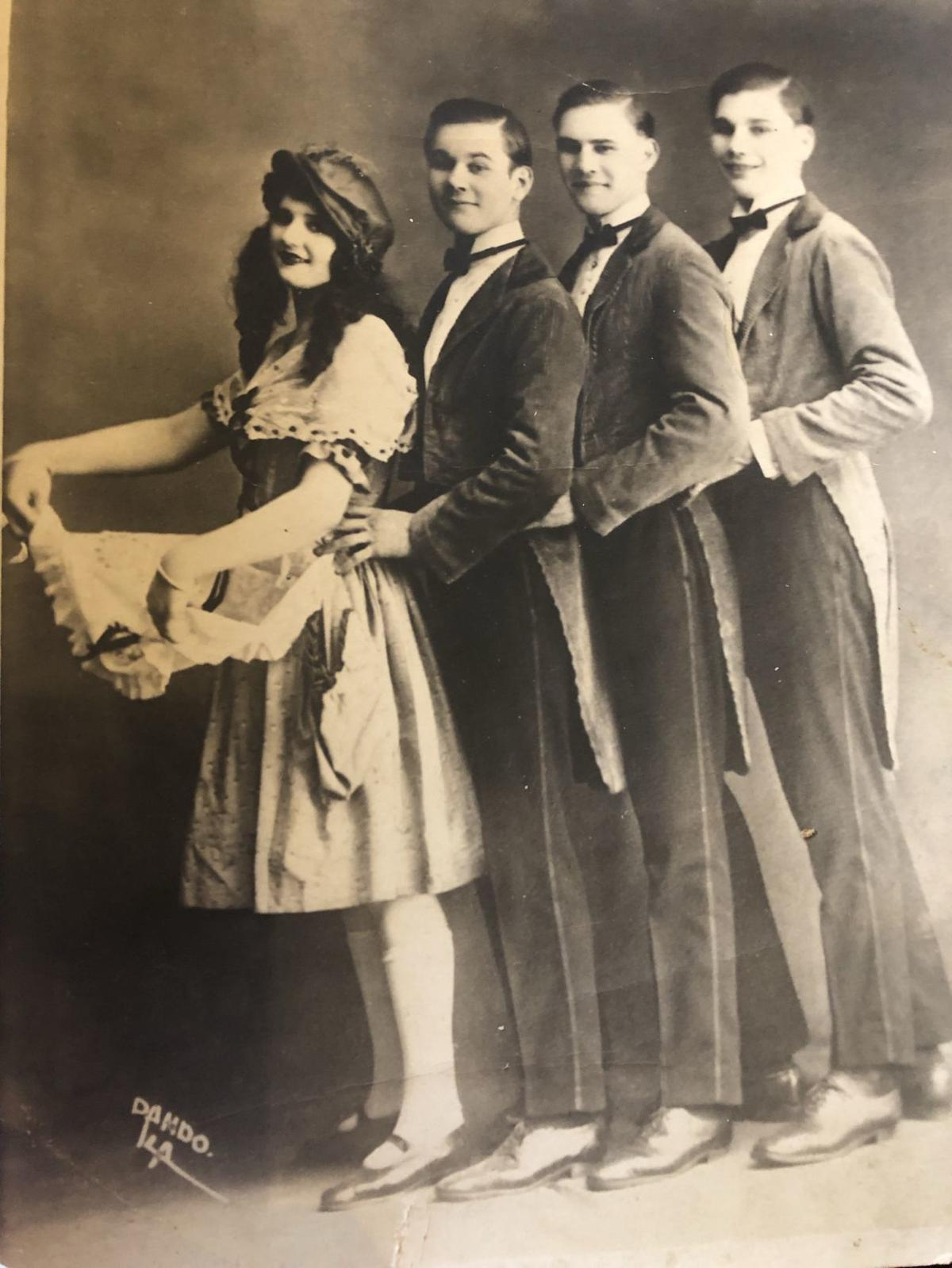 McClellan: Exploring family history