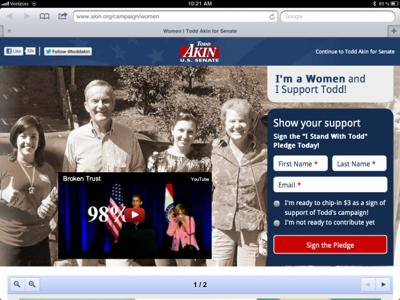 Akin's women