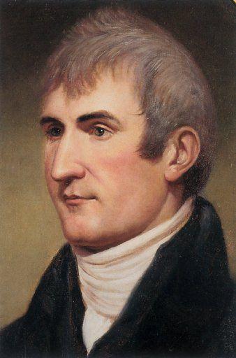 August 18, 1774 - Meriwether Lewis