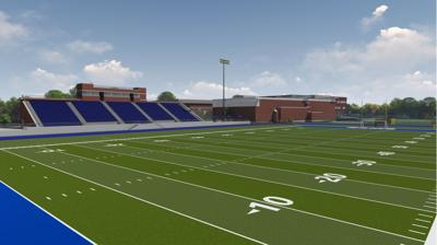 Ladue Horton Watkins High School to replace its football field