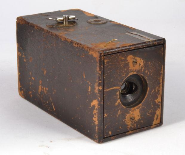 Original Kodak camera
