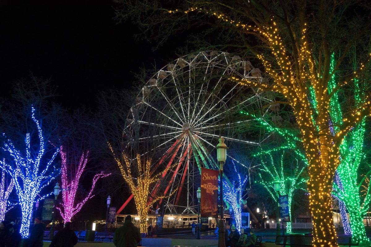Holiday in the Park at Six Flags St. Louis