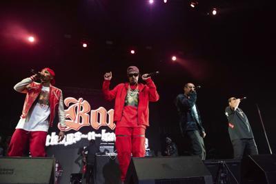 Bones Thugs-n-Harmony in Concert - Atlanta