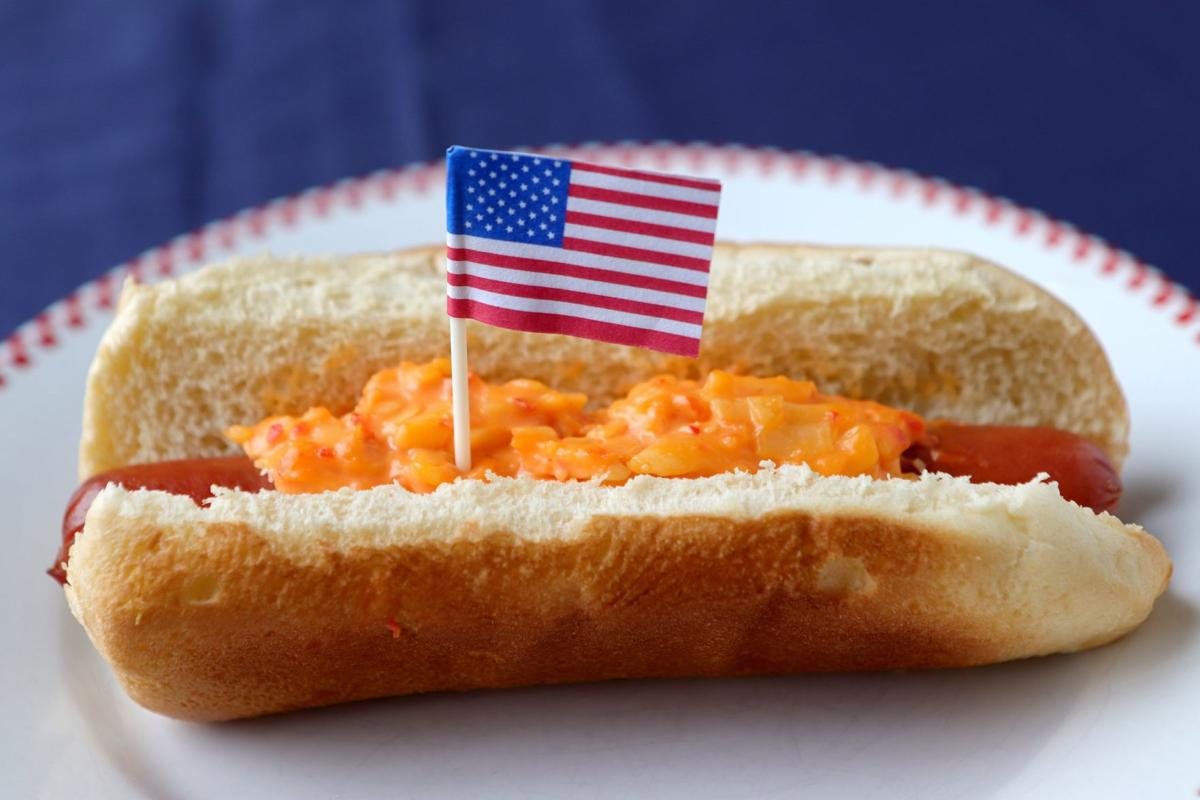 It's National Hot Dog Day, so try 10 toppings for that all-American favorite