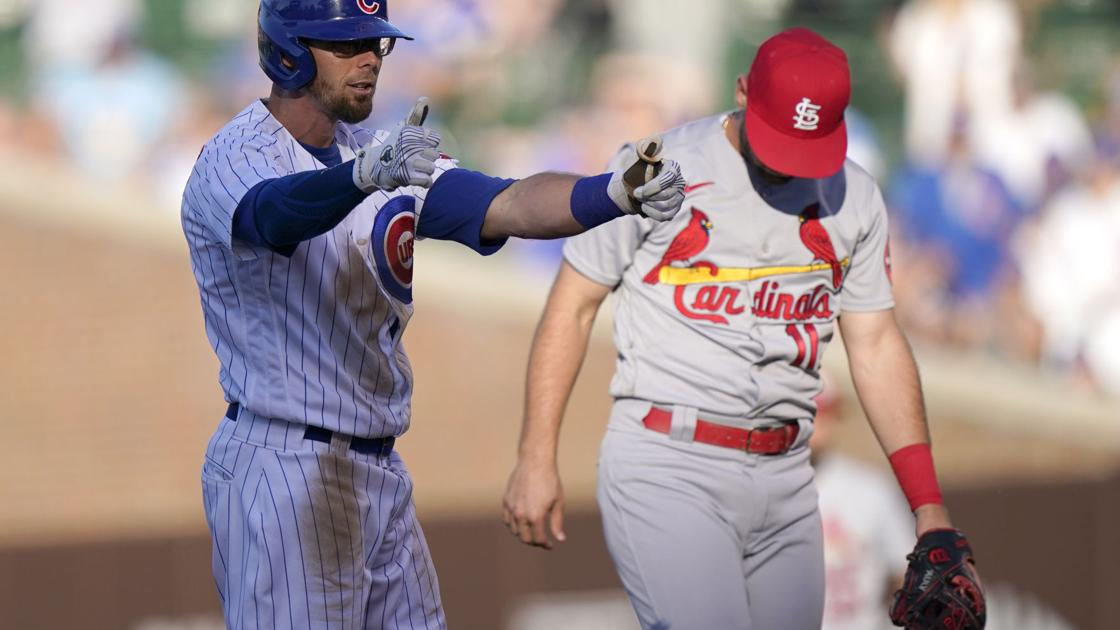 Whisked away at Wrigley: Martinez sharp, Cards' offense dull as Cubs sweep them to losing record