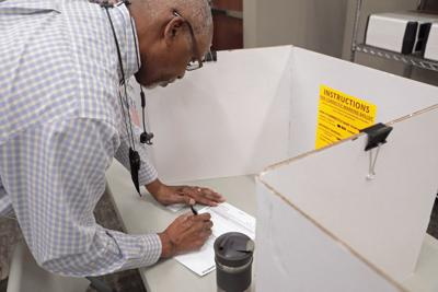 Paper ballots