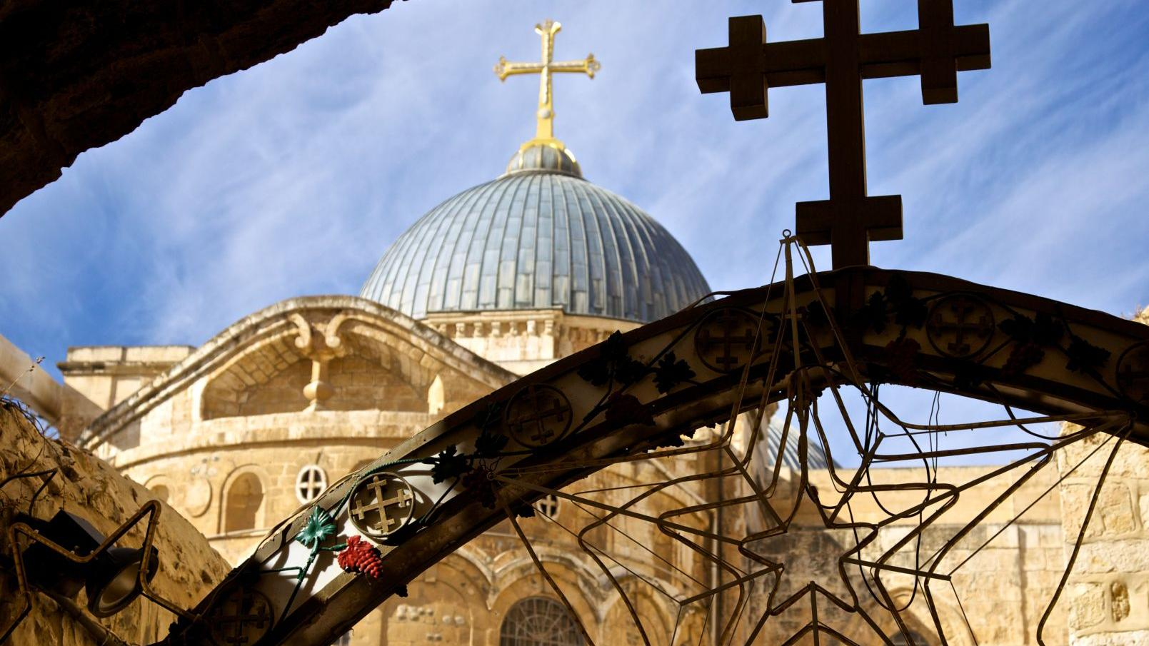 Abdulrauf: The Man Who Saved the Church of the Holy Sepulchre