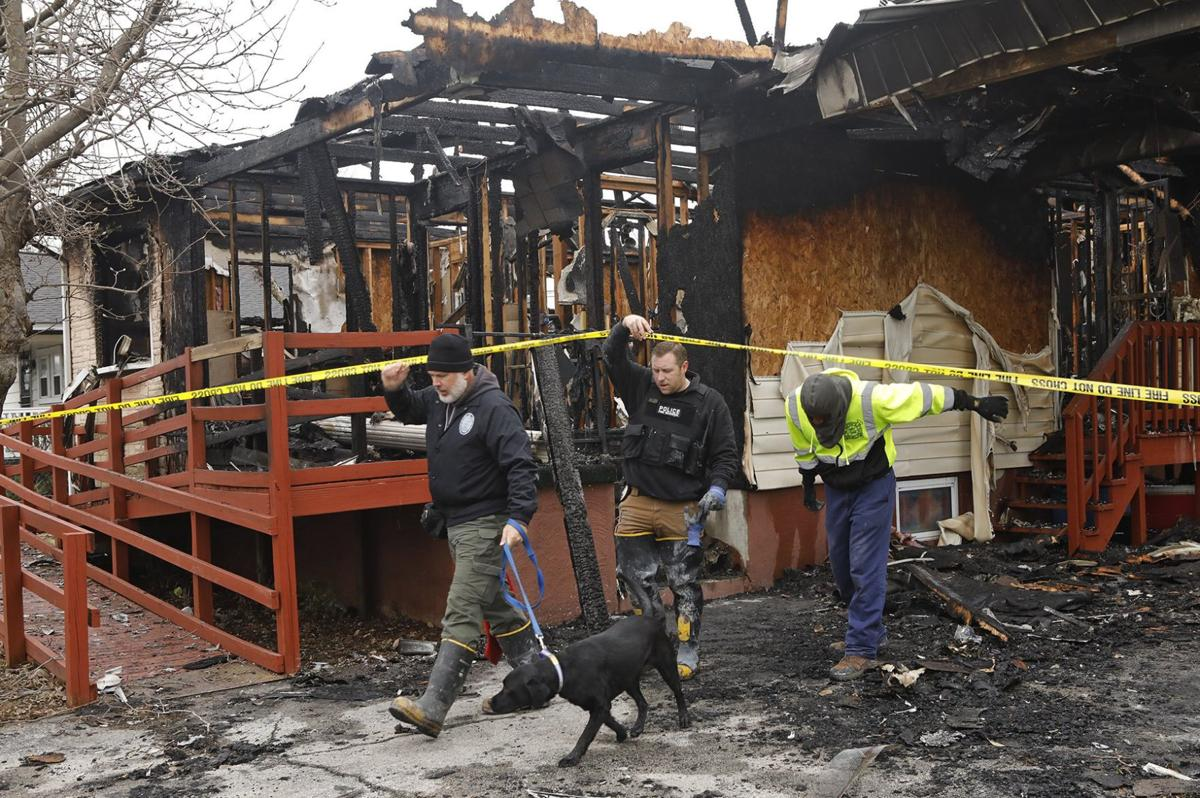 Alorton Mayor's home burns