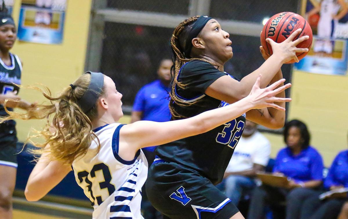 St. Pius X vs. Vashon girls basketball