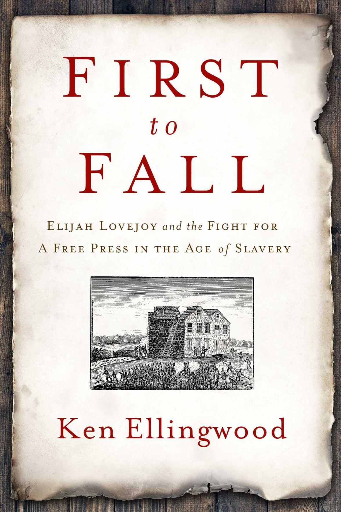 'First to Fall' by Ken Ellingwood