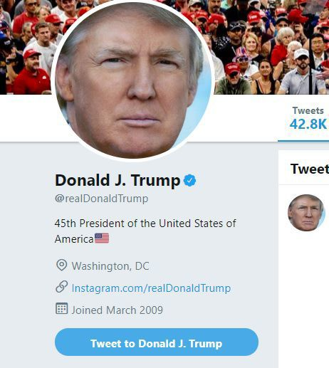 Editorial Time For Twitter To Draw The Line On Trump S Personal Abusive Tweets Editorial Stltoday Com