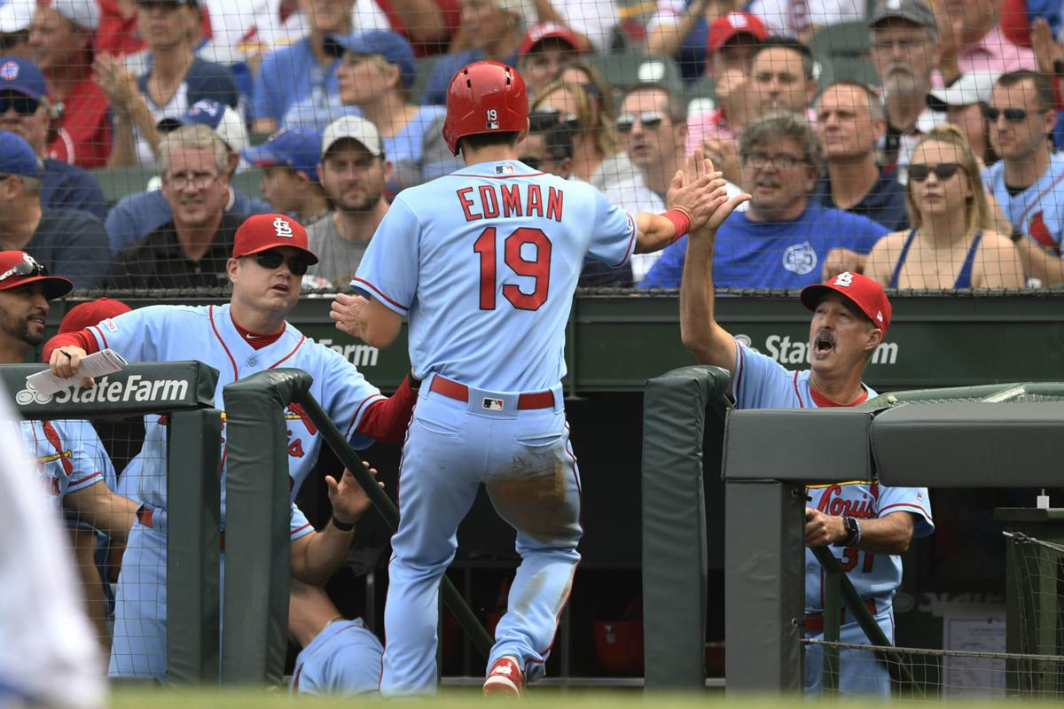 Cardinals keep coming back, crush Cubs & Kimbrel in ninth for 9-8 victory