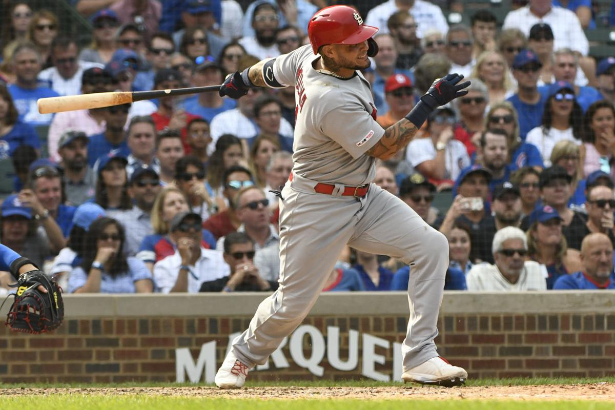 What Molina starts, Carlos closes as Cardinals push Cubs closer to the edge with 2-1 win