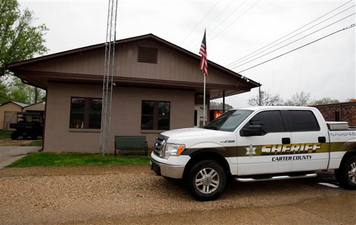 Missouri sheriff faces meth charge in state ravaged by drug