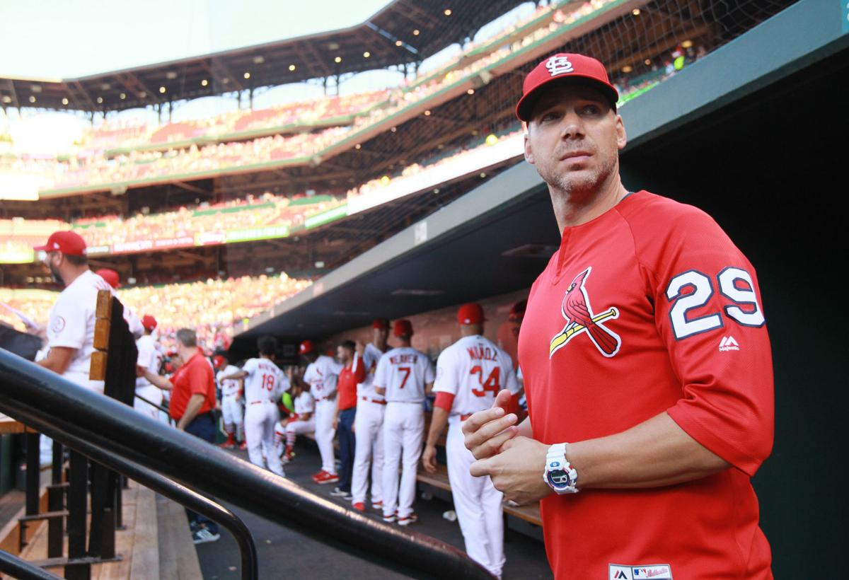 Carpenter returns to Cooperstown to honor close friend, 'amazing competitor' Halladay