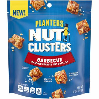 Planters Barbecue Nut Clusters