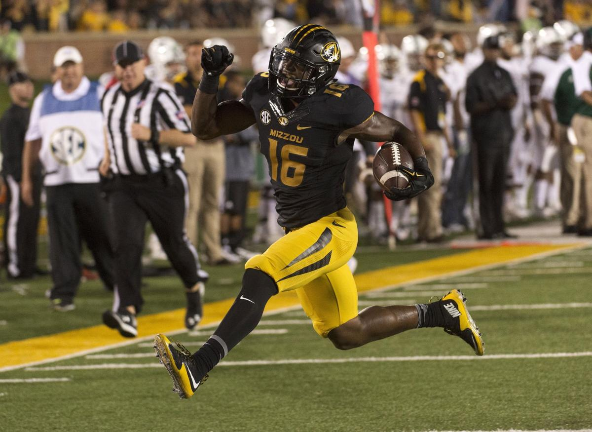 Mizzou football opens with four home games in 2017   Eye ...