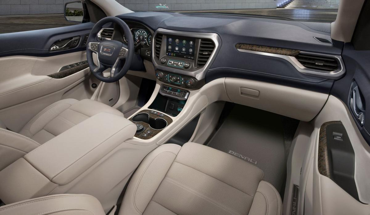 2020 GMC Acadia: Mid-update, News, Release >> 2020 Gmc Acadia All New Back In 2017 Its Mid Cycle Upgrade