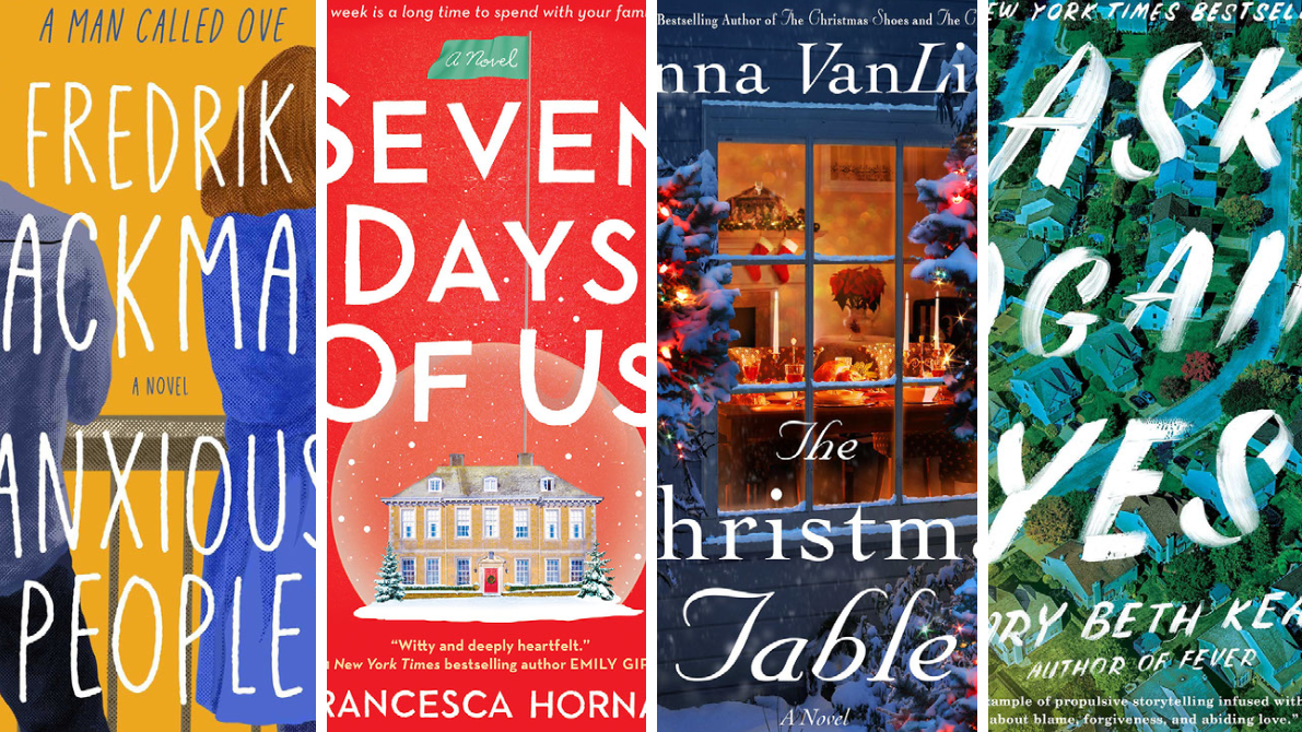 My three book clubs: 2020 reading goals met — and then some