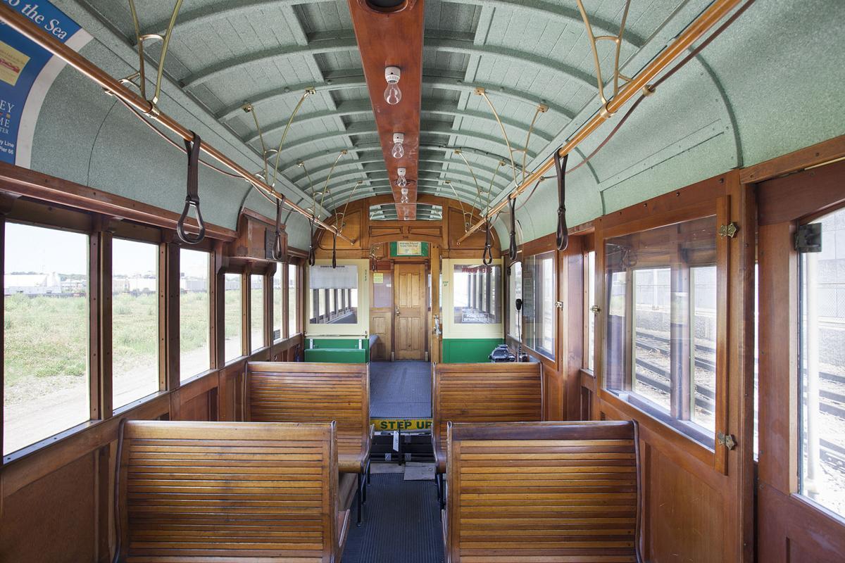 Loop Trolley car