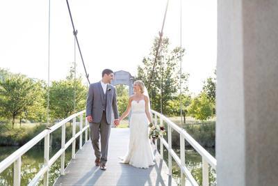 Lifetime adventures await Sarah & Brian