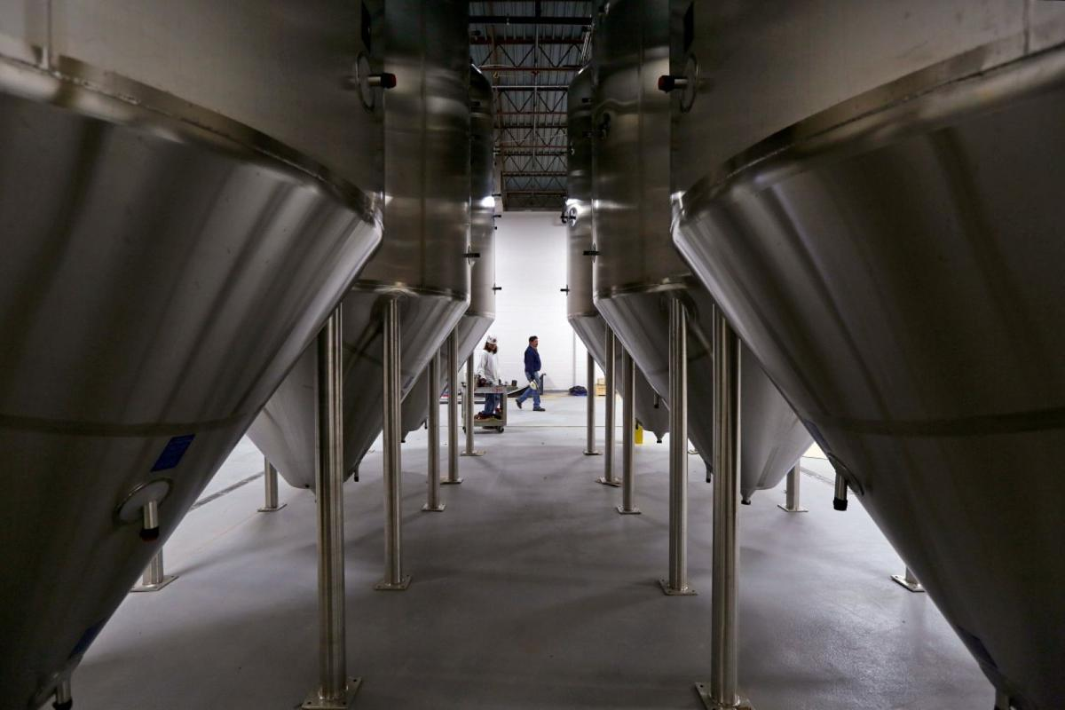 O'Fallon Brewery expansion