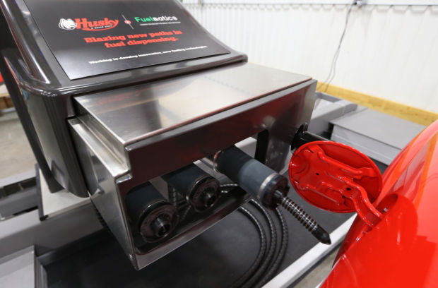 Fuelmatics Automated Refueling System