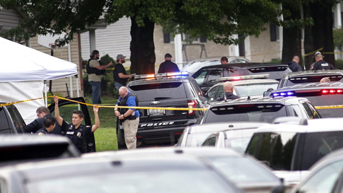 Man Dead After Shootout With Police In Jefferson County Had Threatened Wife With Murder Suicide Law And Order Stltoday Com