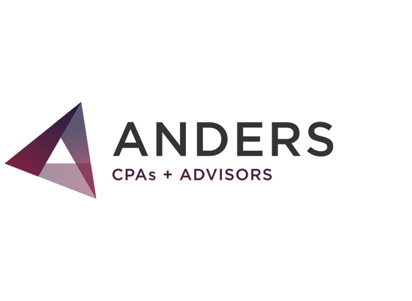 ANDERS CPAs + Advisors logo