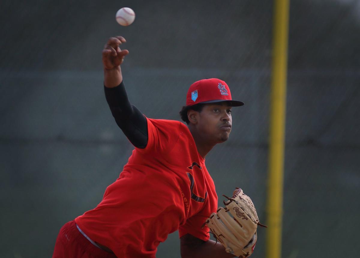 St. Louis Cardinals spring training, Alex Reyes