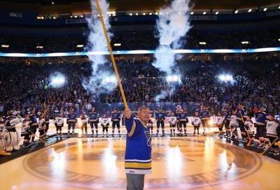 St. Louis Blues v Minnesota Wild