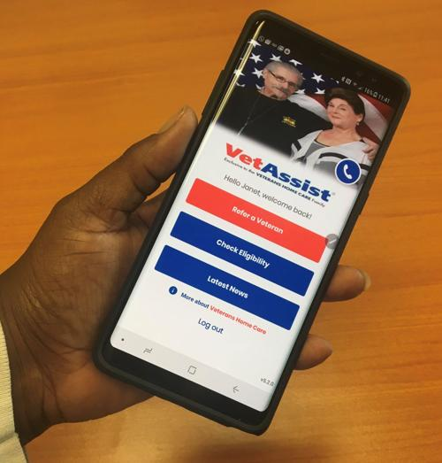 New VetAssist® App for Smartphones and Tablets Now Available from Veterans Home Care