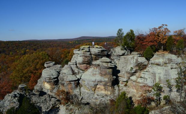 For Great Leaf Peeping Try The Shawnee Hills Scenic Byway
