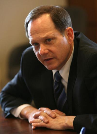 Mayor Slay meets with Post-Dispatch Editorial Board
