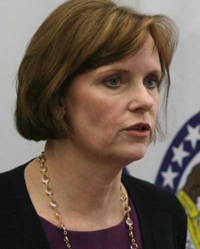 St. Louis Circuit Attorney Jennifer Joyce
