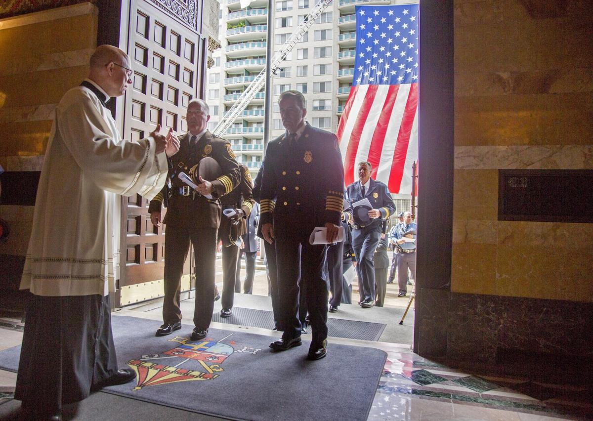 Photos: Blue Mass at the Cathedral Basilica of Saint Louis
