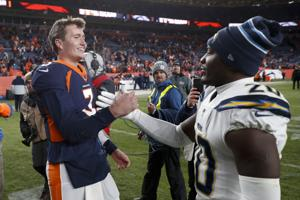 Drew Lock guides Denver to victory in his NFL debut