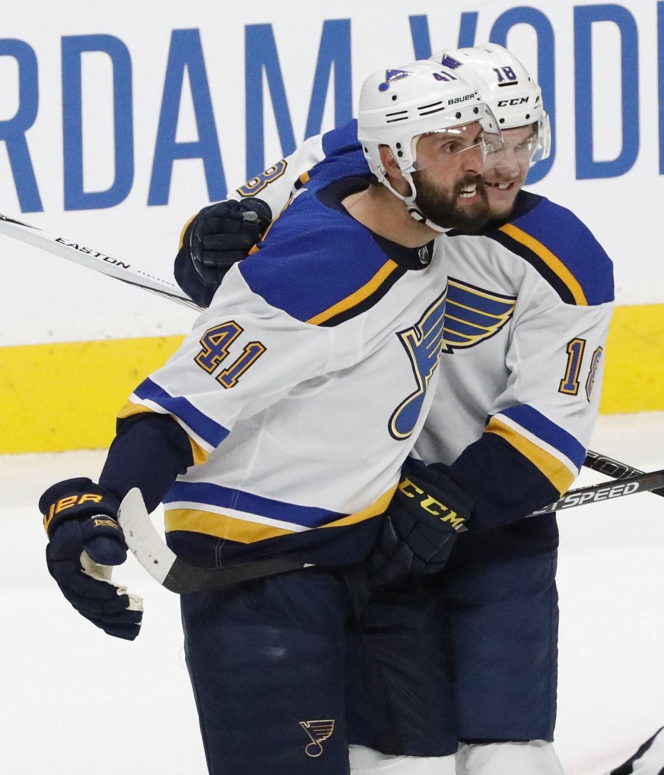 photograph relating to St Louis Blues Printable Schedule named Blues announce 2019-20 routine, which involves the NHL All