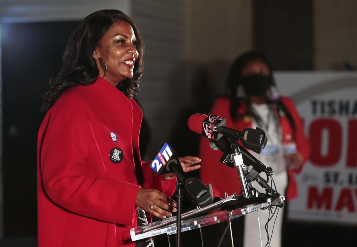 Tishaura Jones wins the primary, faces Cara Spencer in general election