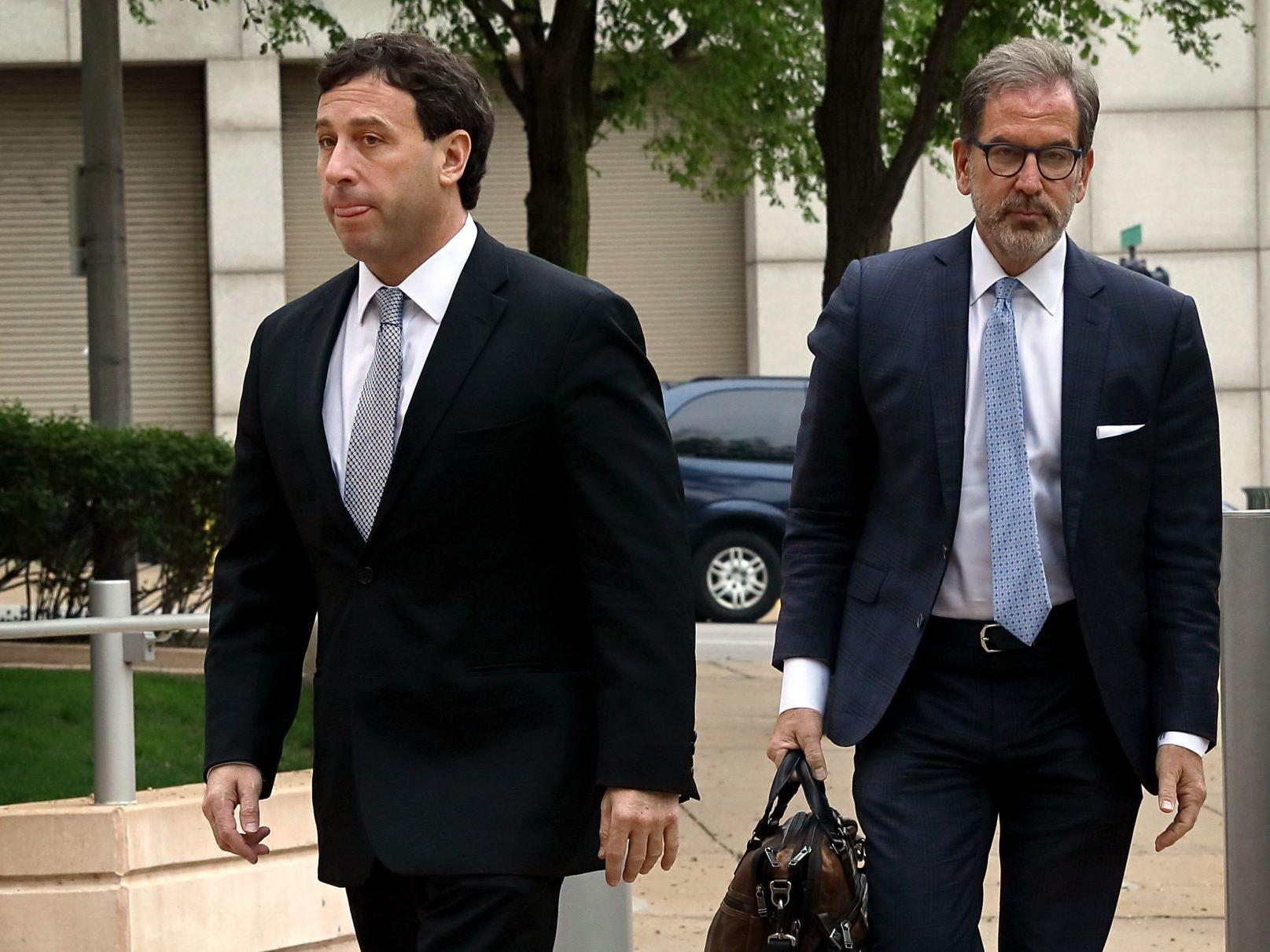 Former St. Louis County Executive Steve Stenger to plead guilty on Friday,  feds say | Politics | stltoday.com
