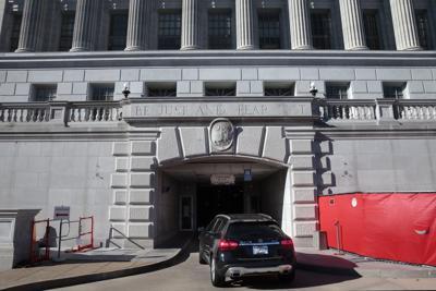 Valet parking for legislators at Capitol