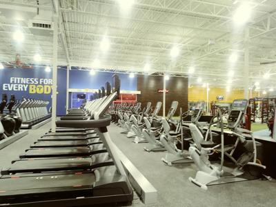 New Club Fitness in Maplewood