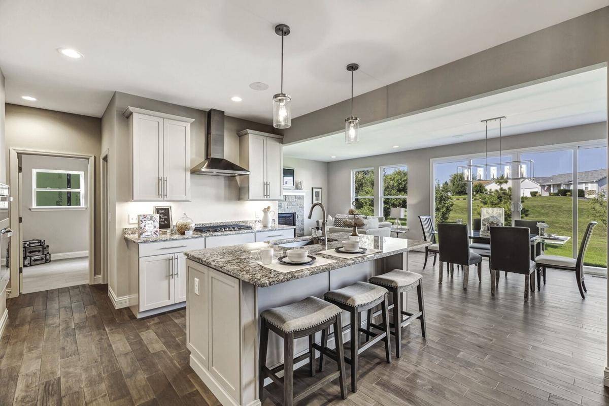 Photo provided by McKelvey Homes
