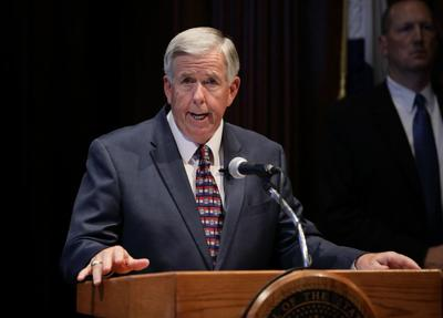 With boost for education and worker salaries, Parson signs