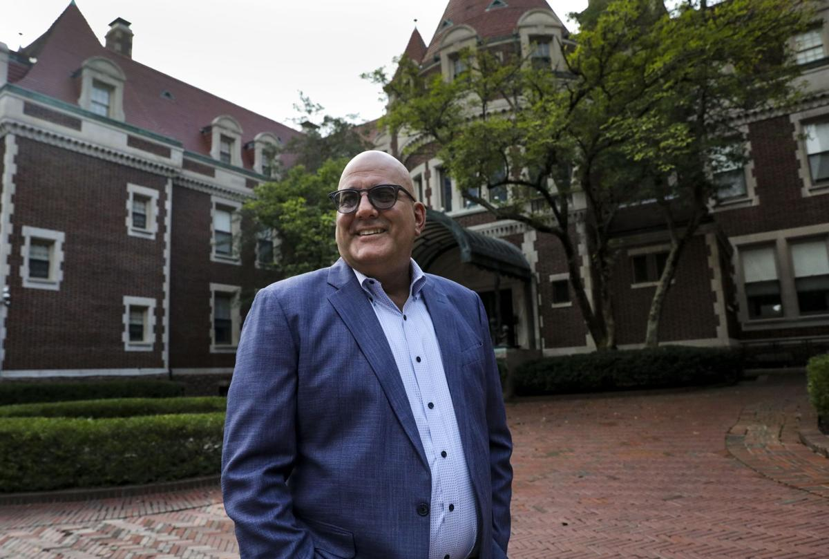 New president looks for long term future of Grant's Farm