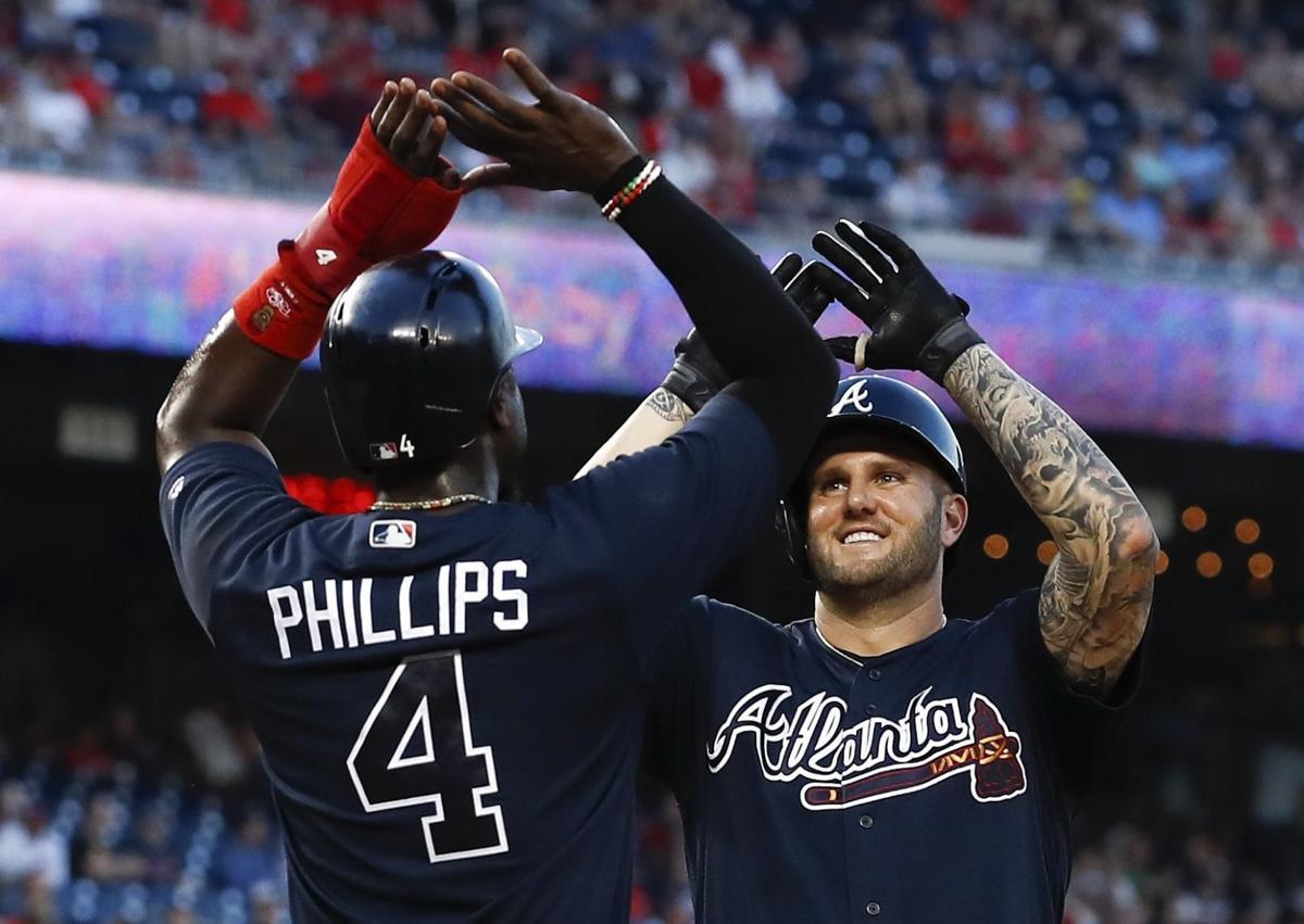 Braves Nationals Baseball