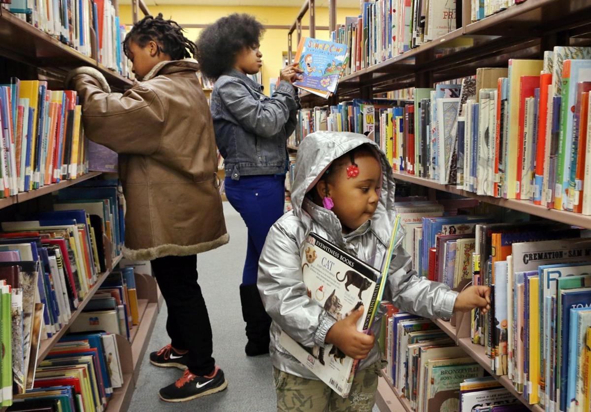 Ferguson library a sanctuary during unrest